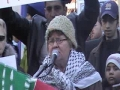 5th Calgary Protest - Speech of a Peace Activist- English